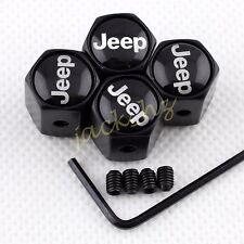 Accessories Anti-theft Wheel Tire valve Stem Air Cap For Compass Grand Cherokee