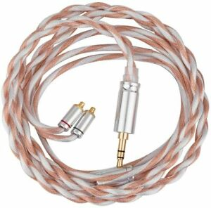 Linsoul Euphrosyne Litz Type 6 5N OCC Silver Plated OCC Cable