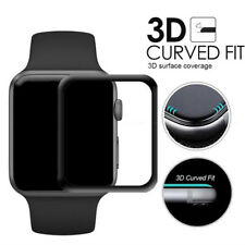 For Apple Watch 38mm Series 1 2 3 Tempered Glass Screen Protector Cover iWatch