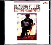 BLIND BOY FULLER east coast piedmont style CD Roots n'Blues series 35/39 rec OOP