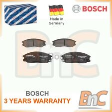 BOSCH FRONT DISC BRAKE PAD SET FOR HYUNDAI SSANGYONG OEM 0986494650 581013AA20
