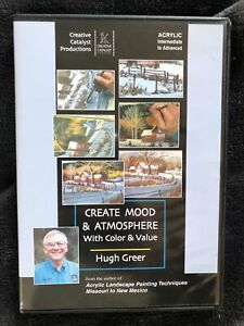 Create Mood & Atmosphere with Color & Value with Hugh Greer - Art Education DVD