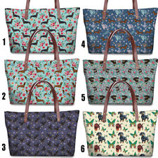 Dachshund Dog Women Handbag Shoulder Messenger Bag Satchel Tote Purse Hobo Beach