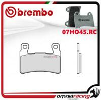 Brembo RC - Pastiglie freno organiche anteriori per Honda CBR600RR 2003>2004