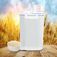 Stockage en Plastique Haricot à Grains Boîte de Céréales Qualité alimentaire