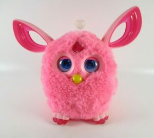 Furby Connect Pink Interactive Bluetooth Toy Hasbro Tested Working NO MASK