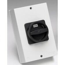 Salzer H233 20A 2 Pole DC Switch Disconnector #35R260