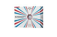 Callaway Supersoft Golf Balls, New, 9 balls