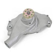 Weiand 9212 Water Pump - Mechanical BBC Short Action Plus - Satin
