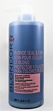 Wella Blondor Blonde Seal and Care 16.9 fl