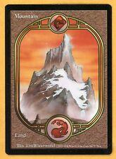 Vintage Magic | MTG Unglued Mountain Full Artwork Basic Land | NM/Mint UNPLAYED