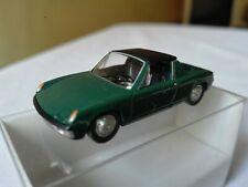 PORSCHE-VW 914 , VERDE , WIKING REF. 0792 01 28 , ESCALA 1/87
