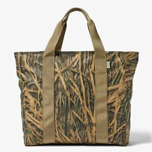 Filson Grab N Go Large Tote - 20078580 - Tin Cloth Carry All Waxed Mossy Oak