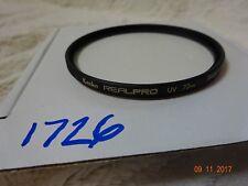 Kenko realpro sottile struttura anti-macchia Multi-Coated Filter UV obiettivo fotocamera 72mm