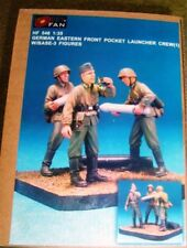 "Kit resina 1/35 ""GERMAN EASTERN FRONT LAUNCHE CREW W/BASES - HOBBY FAN"