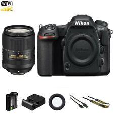 Nikon D500 DSLR Camera Body +  18-300mm AF-S DX NIKKOR f/3.5-6.3G ED VR Lens