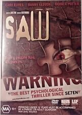 SAW R4 DVD