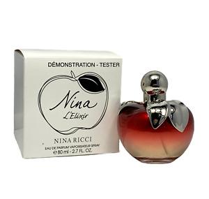 Nina L'Elixir By Nina Ricci Eau De Parfum Spray 80ml/2.7fl.oz. New In Tst Box