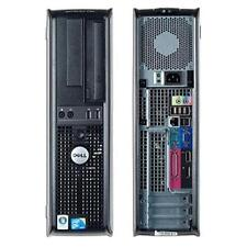 PCs de sobremesa y todo en uno Dell Intel Core 2 Duo 4GB
