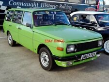 PHOTO  A 1985 WARTBURG 353 TOURIST IN SURPRISINGLY GOOD CONDITION. WITH ALL THAT