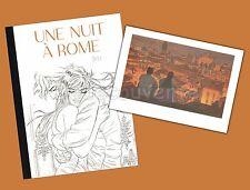 Tirage de Luxe JIM Une Nuit à Rome Partie 2