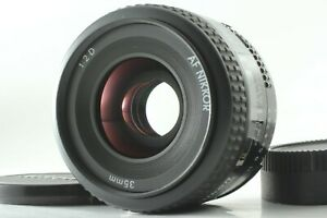[N Mint] Nikon AF Nikkor 35mm f/2 D Wide Angle Prime Lens From Japan #13