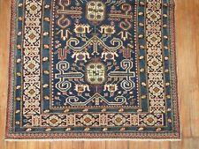 Antique Caucasian Shirvan Perpedil Kuba Rug Size 3'x4'11''