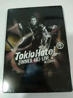 Tokio Hotel Zimmer 483 Live in Europe - CD + 2 x DVD Steelbook 2010 - AM
