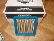 (2) OEM Briggs & Stratton 399877 Air Filter, Quatum Series Side Starter Engine