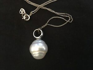 Paspaley pearl necklace 15mm Australian South Sea Pearl