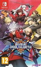 BLAZBLUE Cross Tag Battle Nintendo Switch Factory UK Postage