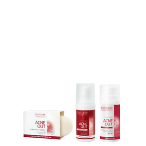 Acne out Treatment for Acne with Numerous Pustules and Blackheads + Hydroactive