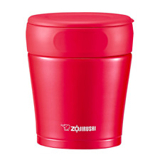 Zojirushi SW-GCE26-RA Stainless Steel Food Jar 260ml / 0.26L - Red