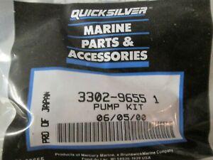 Pump Kit 3302-9655 1 Quicksilver