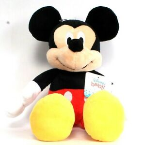 1 Ct Kids Preferred Disney Baby 16 In Mickey Mouse Stuffed Plush Age 0 Months Up