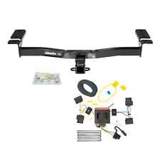Draw-Tite Max-Frame III Hitch w/ Wiring Kit for 2007-2010 Ford/Lincoln Edge/MKX