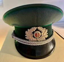 Police East German Police Hat