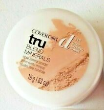 1X CoverGril Tru Blend Minerals Loose Mineral Powder, D 415 Deep