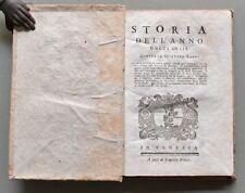 STORIA ANNO 1778. Cronache nel mondo e in Italia...