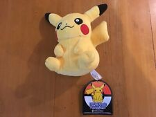 Pikachu Pokemon Center Plush 2014 Stuffed Toy Pokedoll Plushie Japan with Tags