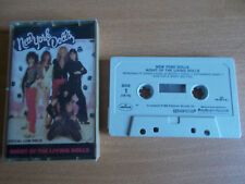 Cassette Audio K7  NEW  YORK  DOLLS  Night of the living dolls
