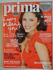 Prima Magazine January 2011. Another year older - But we look 5 years younger!
