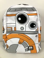 Disney Star Wars Loungefly The Force Awakens BB-8 Backpack VGUC