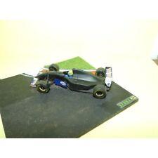 WILLIAMS RENAULT FW16 CARBON LOOK SENNA ONYX 1:43 diorama artisanal