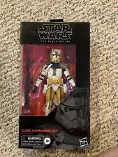 Hasbro Star Wars The Black Series Clone Commander Bly 6 inch Action Figure -...