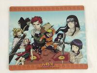 Tapis de souris Naruto 2002 Kishimoto  23,5x19,5cm  Envoi rapide et suivi