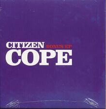 Citizen Cope Bonus EP RARE promo CD '06 (SEALED - NEW)