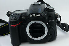 Nikon D7000 16.2 MP SLR-Digitalkamera - Schwarz (Nur Gehäuse)