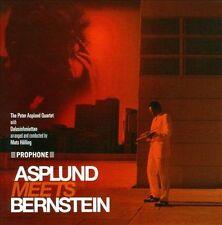 Asplund Meets Bernstein, New Music
