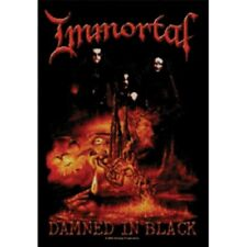 Immortal - Damned In Black Tapestry
